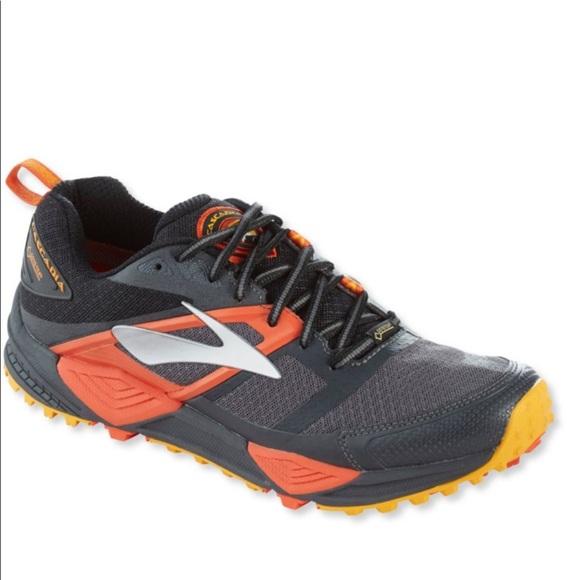 349c2701757e5 Brooks Shoes - Brooks Cascadia 12 Gore-Tex Trail Running Shoes